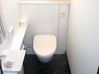 トイレリフォーム 希望をとことん盛り込んでワンランク上のトイレに