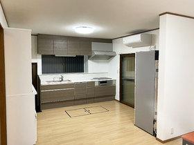 キッチンリフォーム高齢の家族も快適に暮らせるバリアフリーの住まい